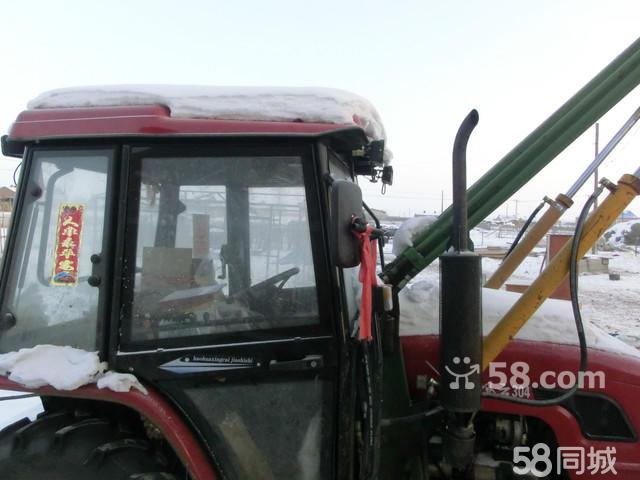 时风304拖拉机 农 高清图片