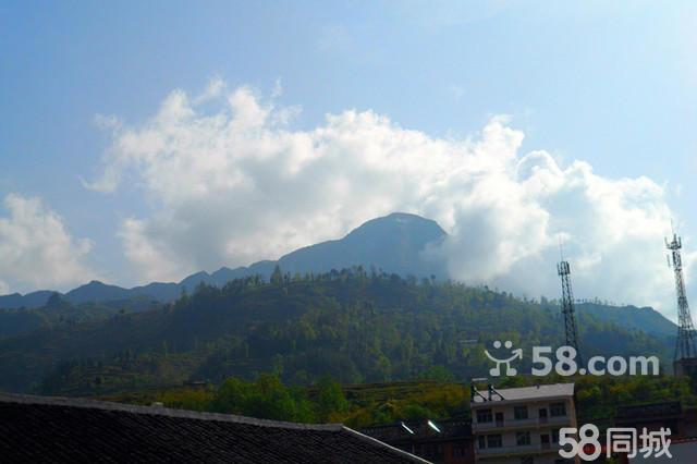 南川民居风景图片