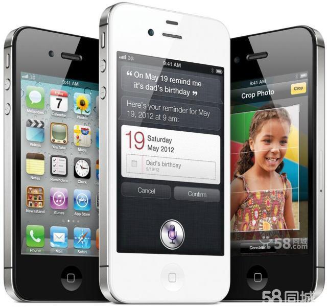 苹果4规格参数_【图】苹果4S,国行的 - 鹤岗二手iPhone4 - 鹤岗58同城