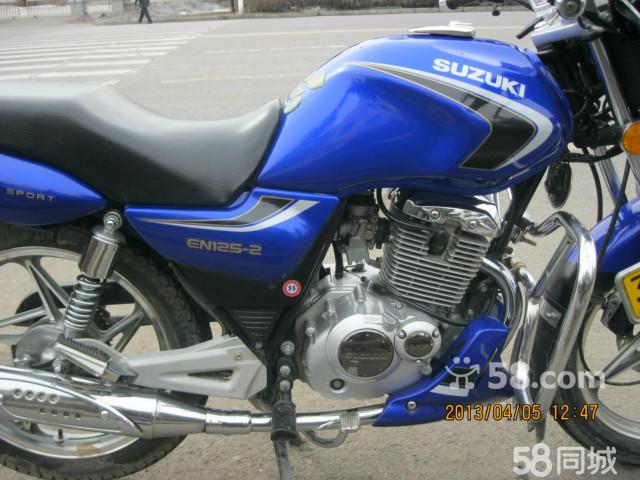 豪爵铃木摩托en125 2牌子好不好 豪爵铃木摩托车125 2f哪-铃木摩托图片