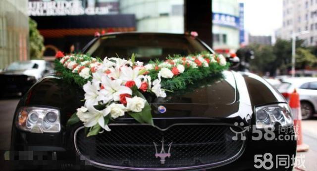 玛莎拉蒂 江西南昌个人豪车宾利 玛莎拉蒂 保时捷婚车出租 高清图片