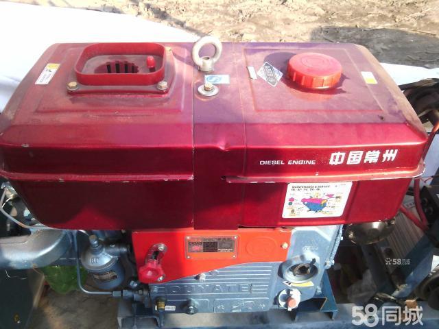 【图】柴油机带气泵 扒胎机