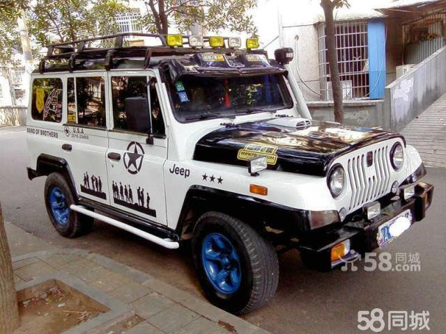 国产新型越野吉普车 北汽212吉普2015款 jeep车报价及图片大全 吉普