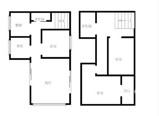 农村二层小楼独院设计图展示
