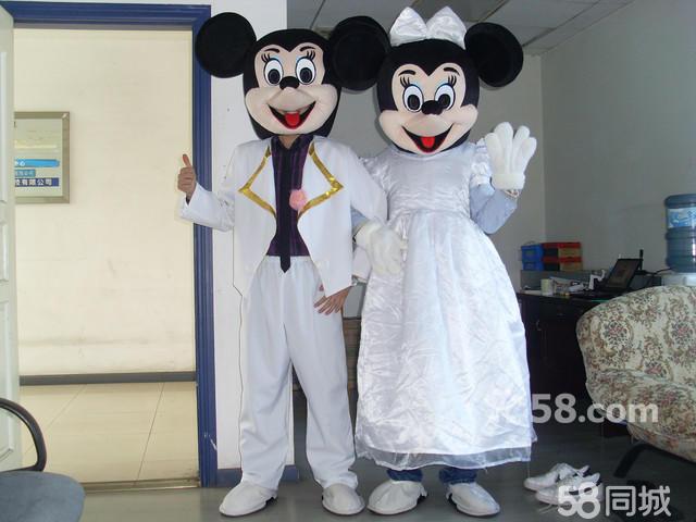 小男孩卡通人偶服装,七个小矮人和白雪公主服装