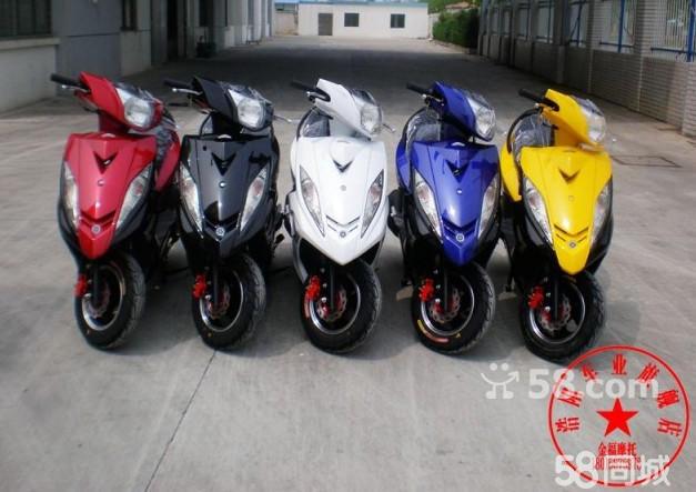 【图】鬼火,gtr新款摩托车