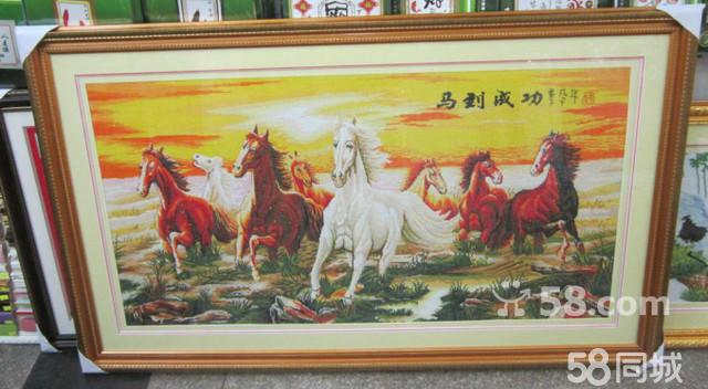 北京琉璃厂字画装裱.油画框.国画框.空白轴