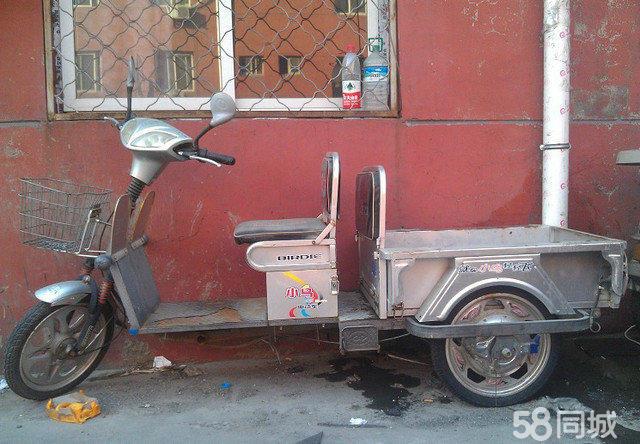 【图】小鸟电动三轮车