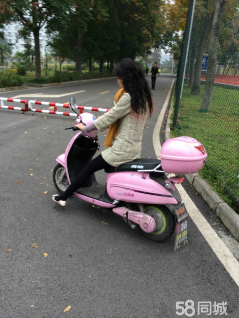 【图】粉红色雅迪电动车刚骑15天转让-恩施手机女生什么好2017图片
