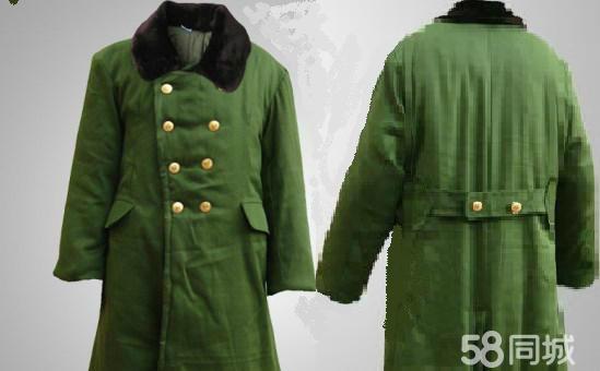 【图】军大衣(厚棉大衣)