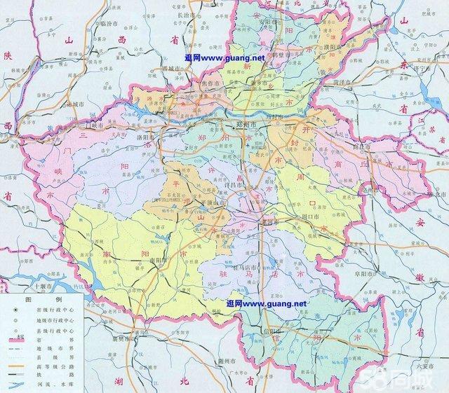 河南省上街区地�_郑州市区地图高清全图-郑州市城区地图全图/郑州市详细地图全图