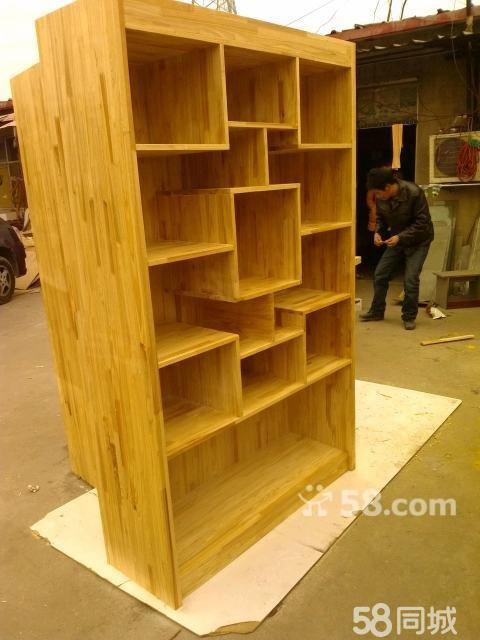 】定做各种木制展柜红酒柜烟酒柜珠宝化妆品展示(480x640)-木制