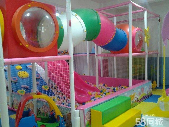 室內兒童游樂園轉讓