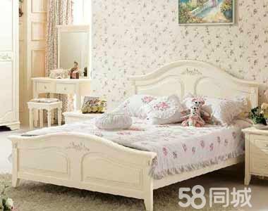 欧式床的样式图片