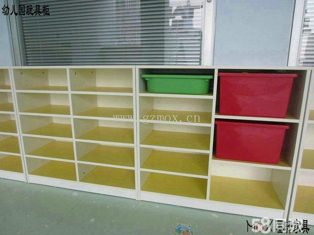 鞋柜 玩具柜 早教中心柜; 定制儿童柜子 早教中心柜子 幼儿园柜子