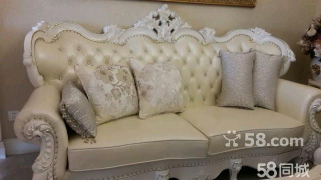 纯欧式高级沙发