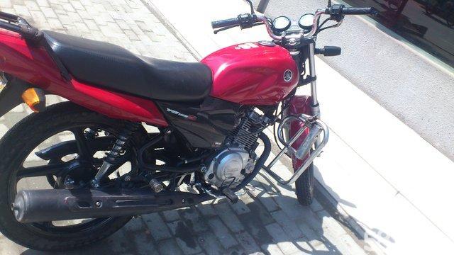 【图】雅马哈125YBZ款摩托车-浠水二手摩托叉车图纸手动图片