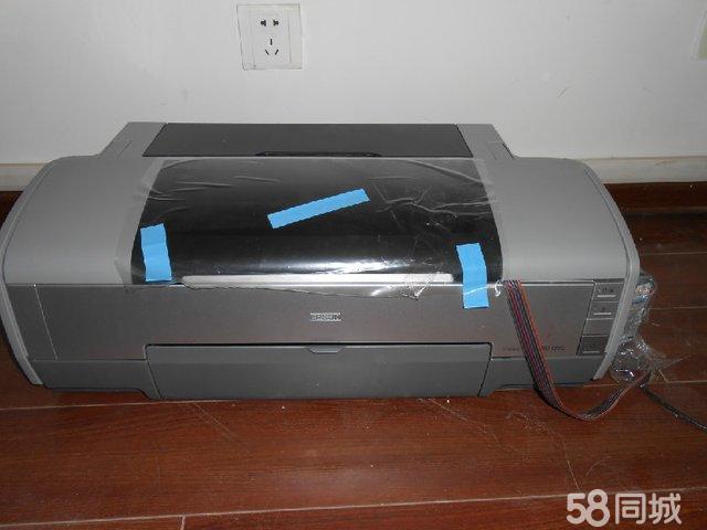 爱普生打印机外接墨盒
