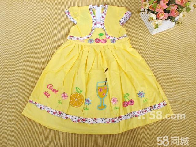 【儿童服装转让】 北京58同城