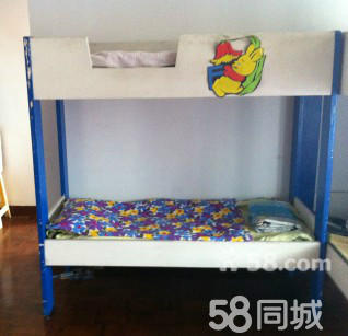 【图】午托床儿童床转让 - 南山二手家具 - 深圳58同城