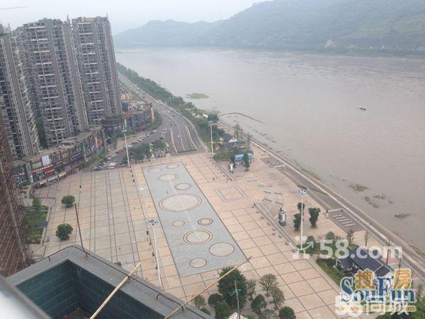 (出售) 江津锦江半岛 豪华装修,看江看音乐喷泉