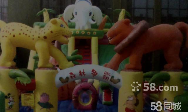 【图】转让儿童充气城堡