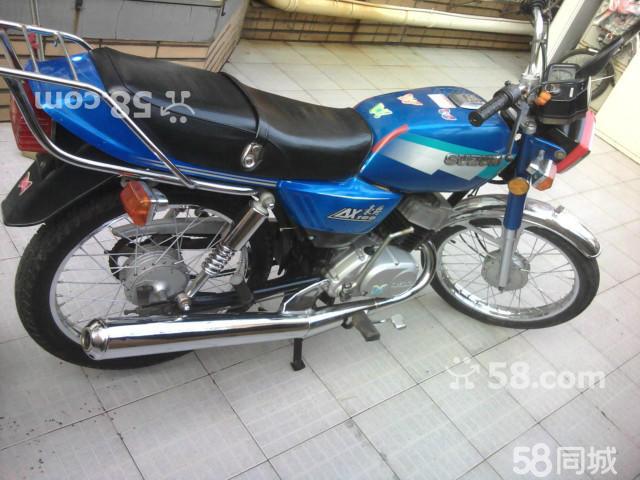 品牌:  豪爵铃木   | 排量: 50cc-100cc