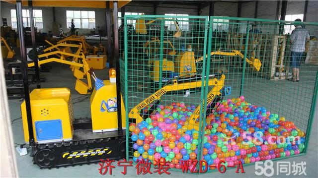 乐设备 儿童挖掘机