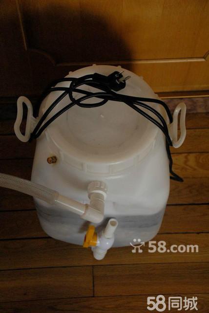 【图】全新鱼缸用大型过滤系统(沉淀桶+生化桶)