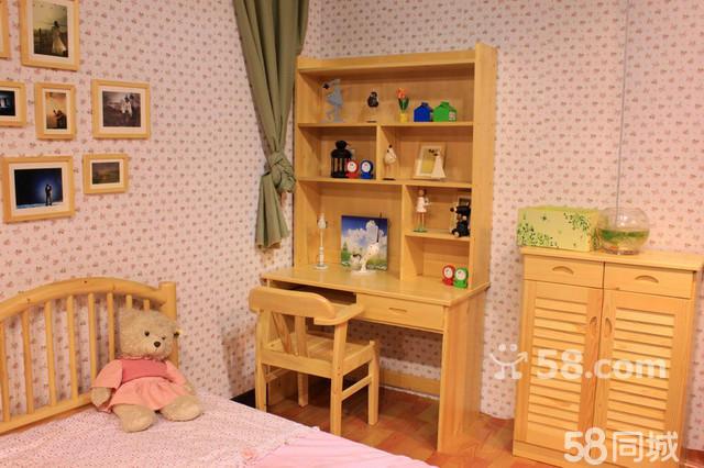 【图】松木家具客厅家具两门鞋柜实木鞋柜松木鞋柜