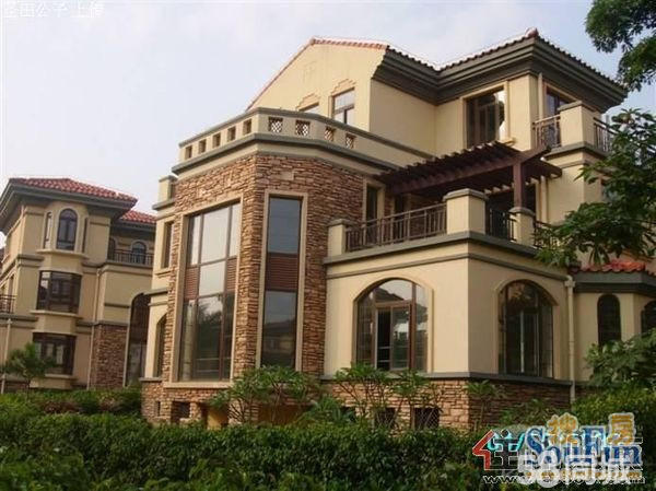 (出售) 南寧樓王 托斯卡納大獨棟別墅 看龜山看邕江一線視野