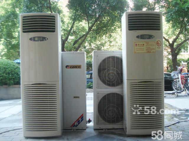 【图】2台5p格力柜式空调