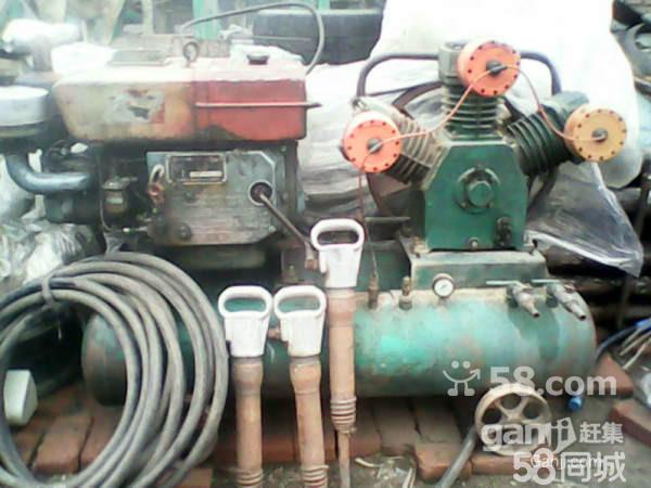 【图】出售二十码柴油机带气泵