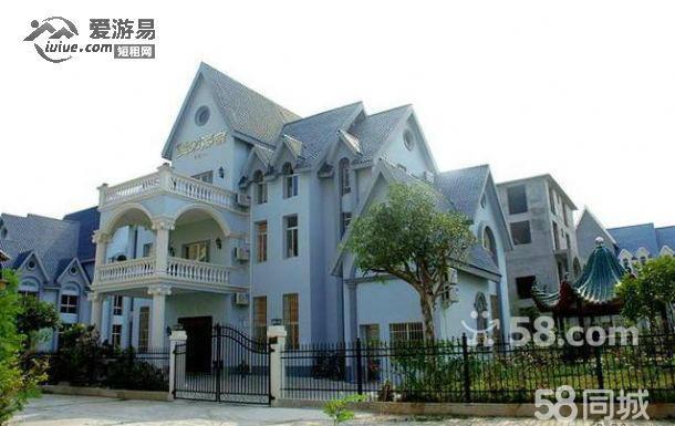 【图】北海市银海区海泰别墅区京海宾馆造型豪简单别墅特价图片