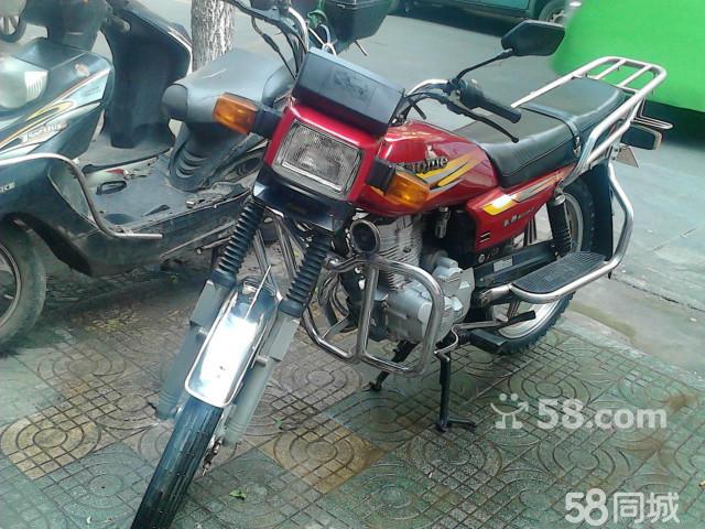 长沙二手摩托车58_【图】转让豪爵男士摩托车 - 长沙周边宁乡二手摩托车 - 长沙58同城