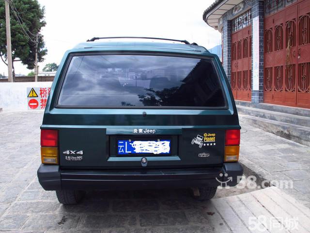 吉普 切诺基 北京 吉普 213 高顶 1999年上 高清图片