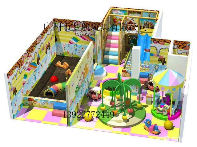 重庆大型儿童乐园 室内儿童游乐场