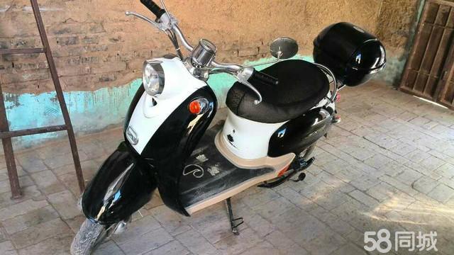 本人转让一辆电动摩托车