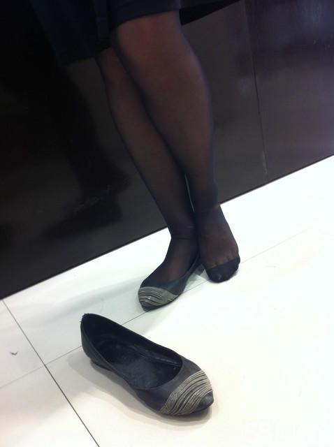二手高跟鞋 丝袜