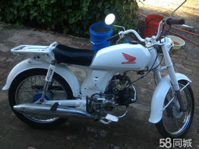 85年嘉陵本田70出售 老嘉陵70摩托车 - 国产摩托车交易区 ax100 3:嘉
