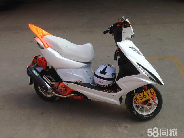 摩托车鬼火1代和2代的区别图片 摩托车鬼火2代改装,鬼火2代摩托车图片