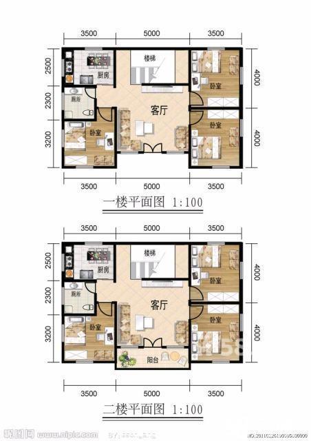 面图设计图图片 130平方3室2厅平面图,三房一厅设计平面图