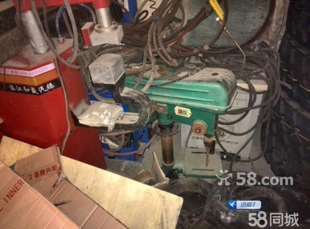 三相4线打气泵实物接线图
