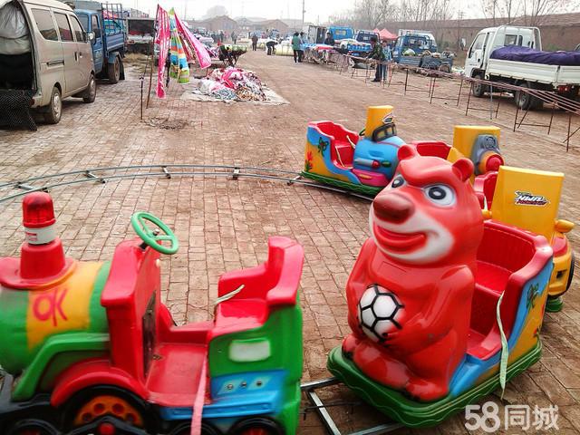 【图】儿童游乐设备——小火车