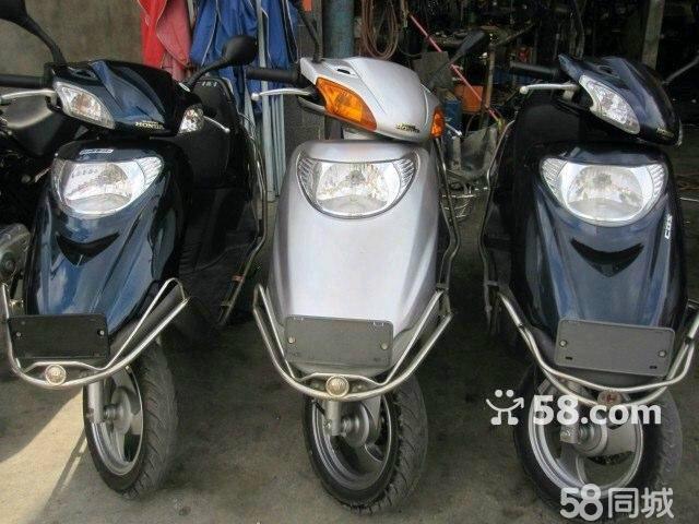 新到靓货上市 原装yamaha小绵羊仔踏板摩托车高清图片
