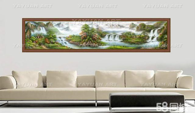 【图】重庆专业裱框影楼相框十字绣框油画框装饰画框
