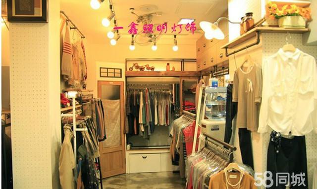 店装修 个性服装店装修图片 个性服装店装修风格