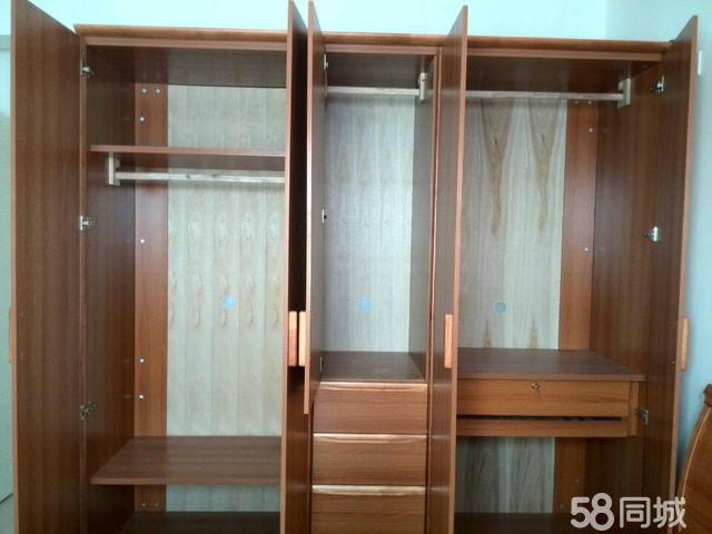 四米長衣柜內部設計圖紙展示