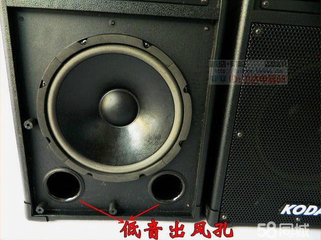 专业音箱箱体设计图展示