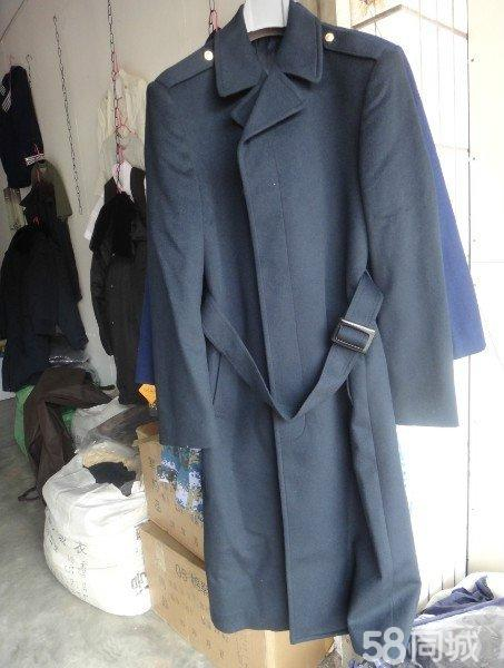 07校尉常服大衣 07b校尉常服皮鞋 07军官常服大衣价格图片